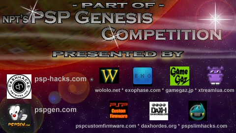 PSP Genesis competition
